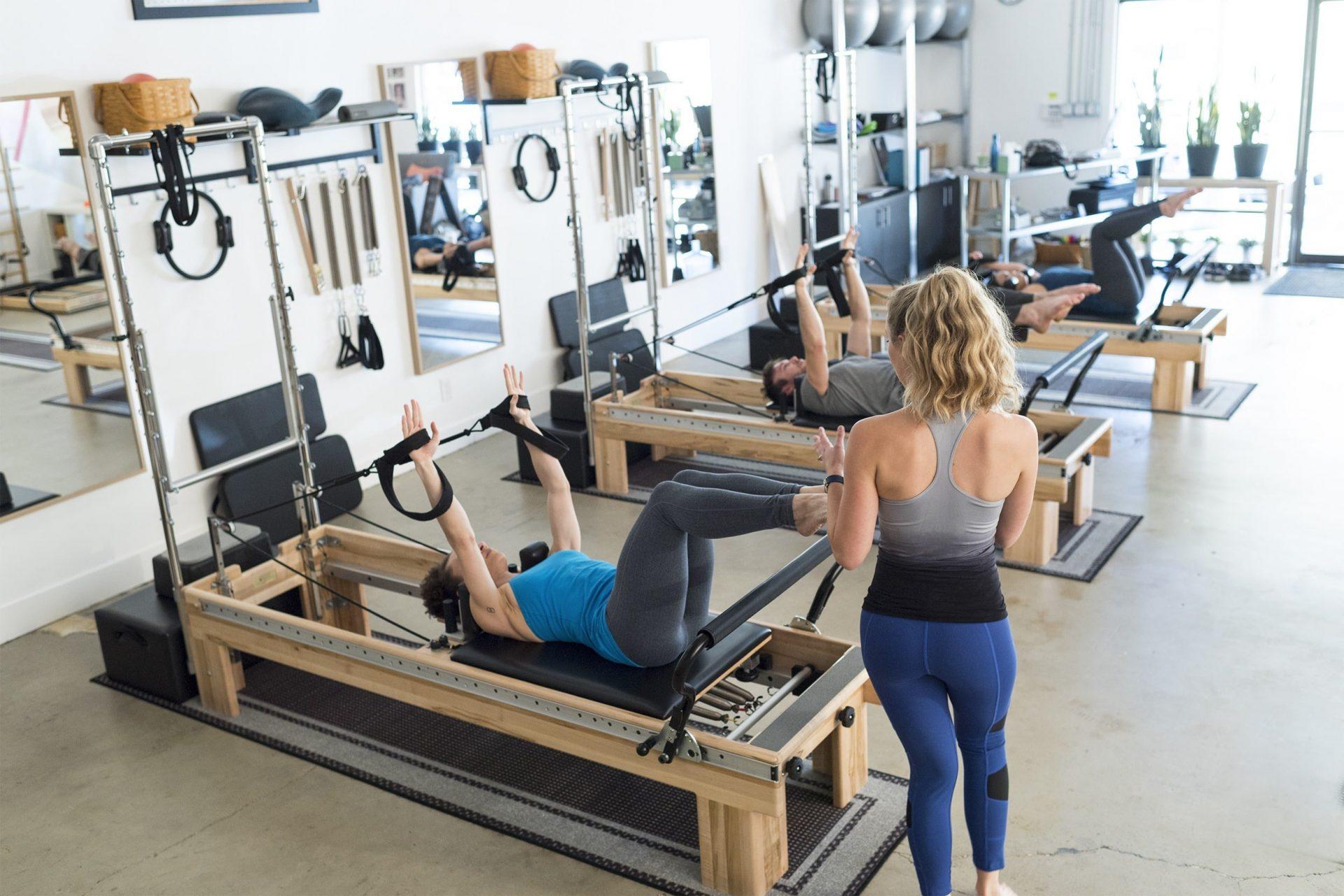 Reformer Clinical BalancedBody Pilates